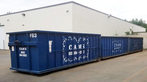 30 Cubic Yard Dumpster Rental Wilmington, MA - Jewel Drive